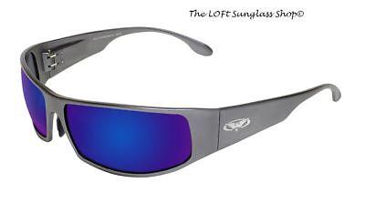 Premium Sunglasses Aluminum Frame G-tech Polarized Lens Spring Hinge Bagb-4