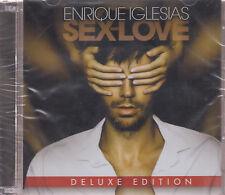 CD - Enrique Iglesias Sex And Love Deluxe Bailando Edition FAST SHIPPING !