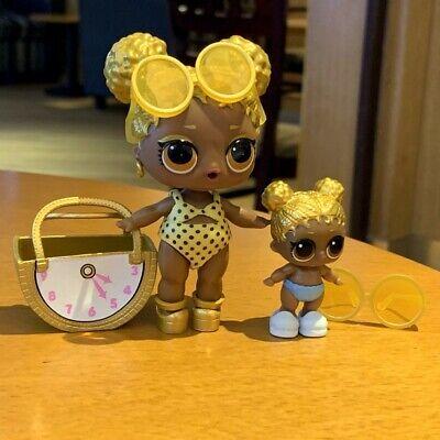 Lot 2 LOL Surprise Doll L.O.L.SOUL BABE /& LIL Sister Set LIL SOUL BABE Dolls Toy