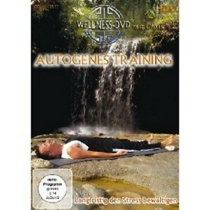 Autogenes-Training-Wellness-DVD-NUOVO