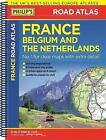 Philip's Road Atlas France, Belgium and The Netherlands: Spiral A5 by Octopus Publishing Group (Paperback, 2016)