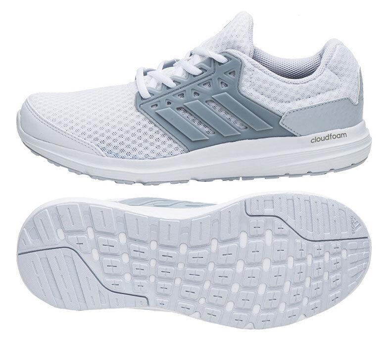 Adidas Galaxy 3 Running Shoes BB4359 Runner Walking  Run White Stivali