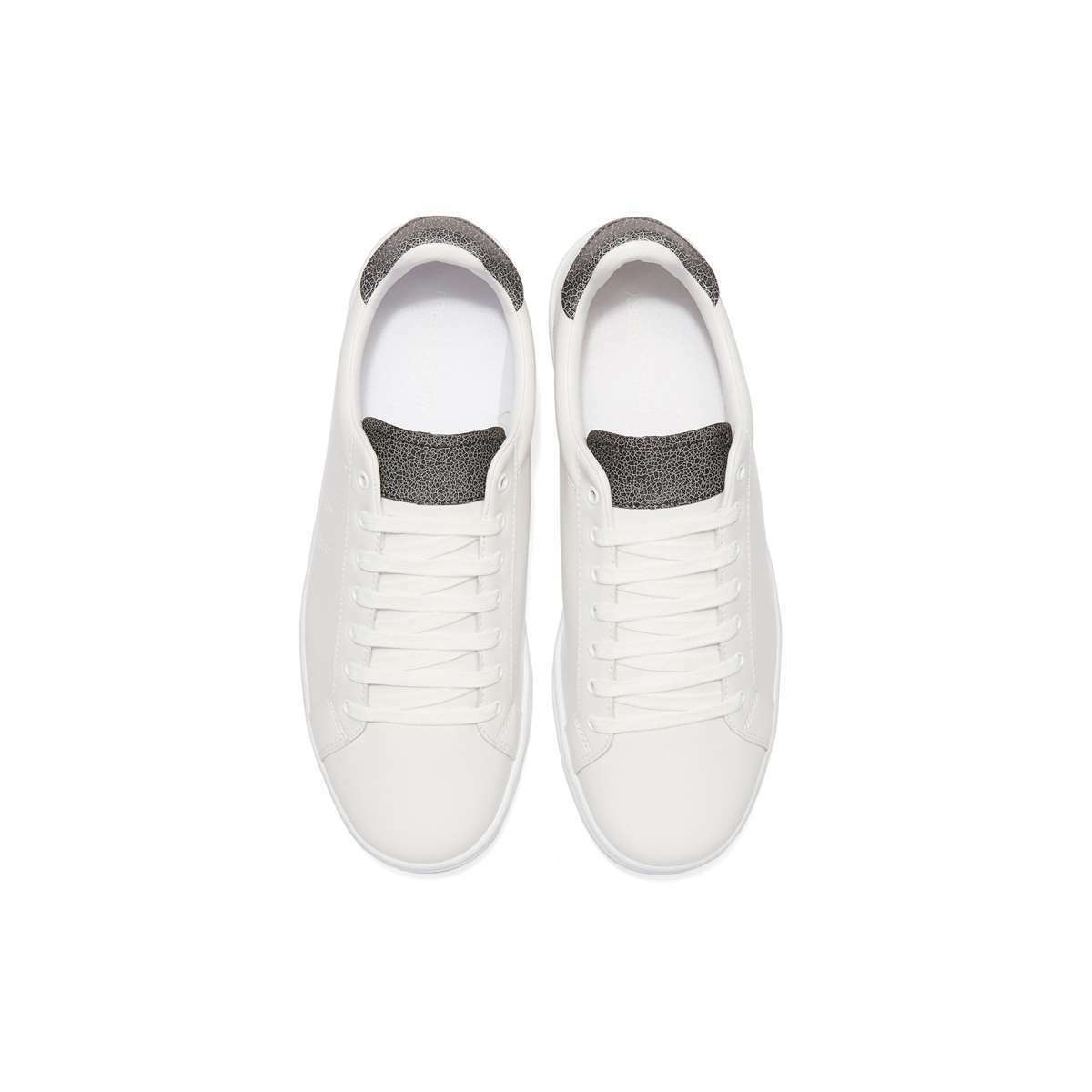 Uomo Fred Perry Shoes B721 White  New Authentic