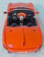 1997 DODGE Concept Car COPPERHEAD~ ANSON~1/18 Scale Die-Cast Car~Displays Great