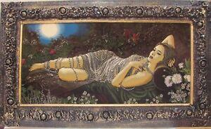 Una-squisita-Tappeto-Persiano-PITTORICA-120-x-70-cm