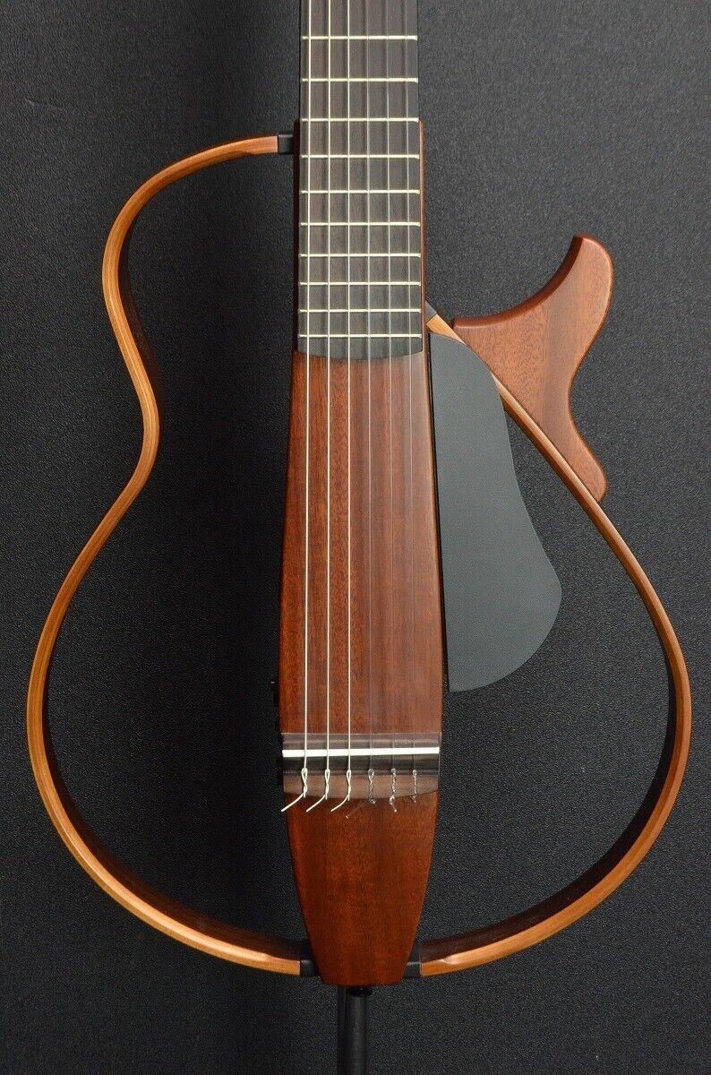 YAMAHA Nylon Guitar SLG200N Natural JAPAN beautiful rare EMS F S