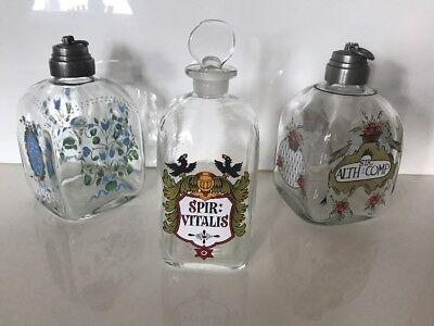 Apothekerflasche Flaschen Alt Für Sammler Und Liebhaber Von Der Konsumierenden öFfentlichkeit Hoch Gelobt Und GeschäTzt Zu Werden