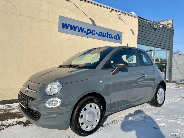 Fiat 500 1,2 Pop 3d - 106.900 kr.