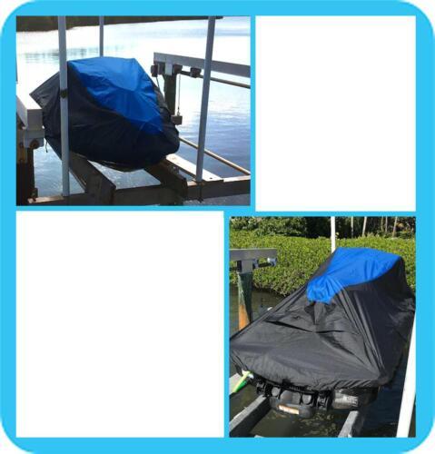 BLUE PWC 600D JET SKI Cover Polaris SLH 1997 1998 1999 2000 2001 1-2 Seater