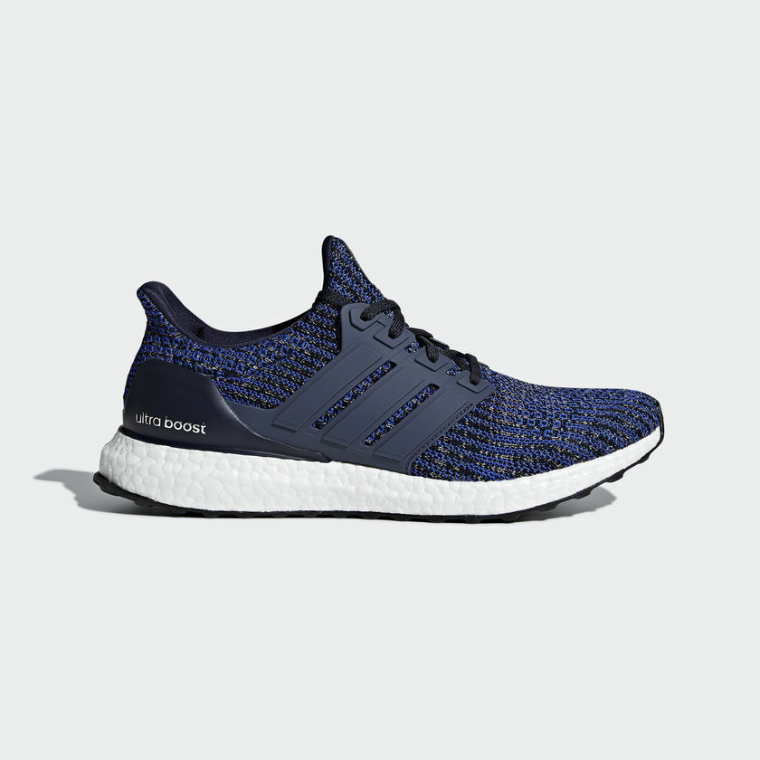 CP9250 adidas UltraBOOST 4.0 size 8 blueE CARBON LEGEND INK CORE