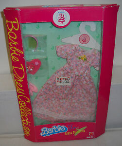 Puppen & Zubehör Modepuppe #7276 RARE NRFB Ma Ba Japan Barbie Dress Collection