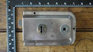 L331-Reclaimed-Old-Victorian-Rim-Lock-Door-Latch