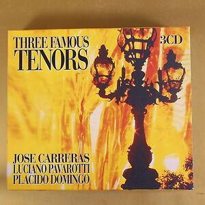 THREE-FAMOUS-TENORS-3CD-2000-BIEM-STEMRA-OTTIMO-CD-AS-113