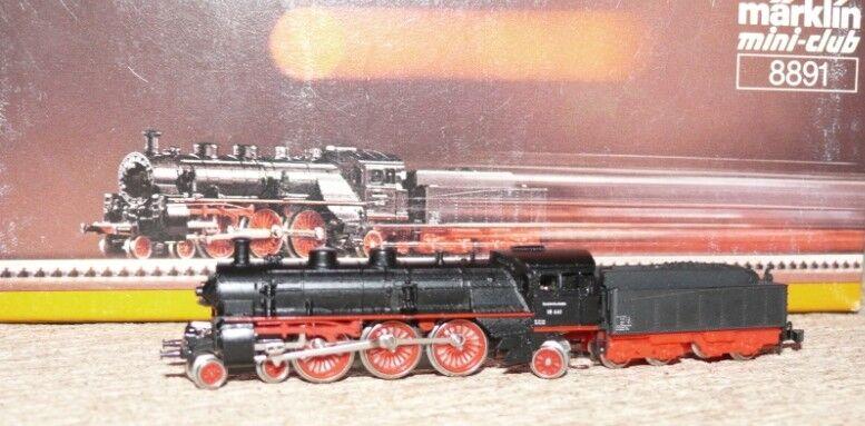 L15 Märklin 8891 Locomotiva Br. 18 478 DRG Traccia Z