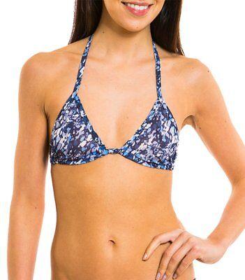 Kiniki Tahiti Tan Through Sonnendurchl/ässige Seitlich zu bindende Bikinihose Damen Bademode HD Druck