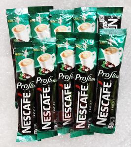 nescafe protect proslim healthly instant coffee low fat 10 sticks ebay