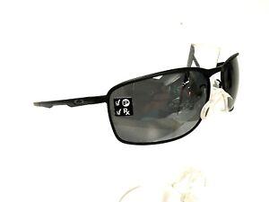 c766f9b6a80 Oakley Sunglasses Conductor 8 OO4107-02 Matt Black Black Iridium ...