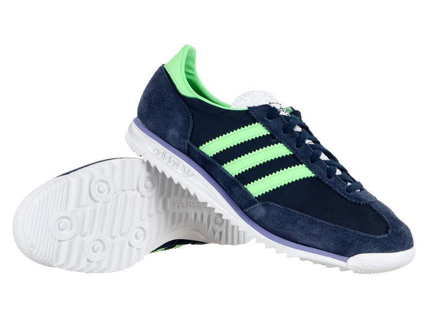 Adidas Originals SL-72 Femme Chaussures En Daim Baskets B-grade