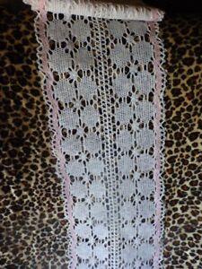 2mx18cmcoton Blanc Large Et Belle Dentelle ,literie ,jupons Etc Vf9ficfc-07232928-319468785