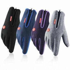 Termale-invernale-caldo-Neoprene-dita-piene-guanti-impermeabile-Touch-Screen-Spo