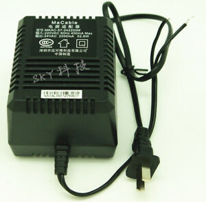 1PC-MaCable-MKAC-57-242200M-Power-High-Speed-Dome-Power-Supply-AC-24V2-22A-ZX