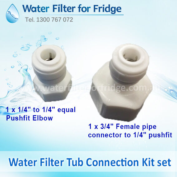 5M 1 1 1 4Hose Connection Kit + FiltaMate FMSC 12-350 + External Water Filter 2bf702