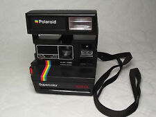 Vintage Polaroid Supercolor 635CL 80's Instant Camera - Tested