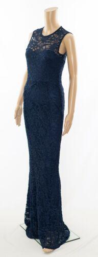 Occasioni Glitter Maxi Ex Party Quiz Dress Lace Fishtail EqgxzX1