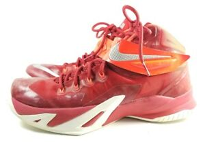 buy popular 1b362 4ae45 Nike Zoom Soldier VII TB Gym Red Men's Sz 12M 653648-606 Lebron ...