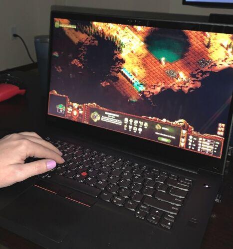 Lenovo ThinkPad X1 Extreme 15 6
