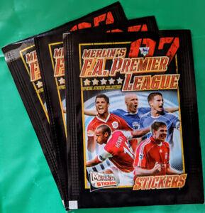 Merlin Football Sealed Packet Premier League 07
