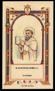 santino-holy-card-B-SANCIO-DA-SORIA-mercedario