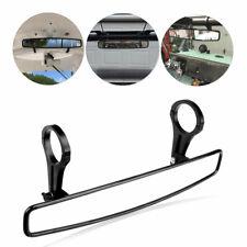 Utv Rear View Center Mirror For 2 Roll Bar Can Am Maverick Commander 800 1000 Fits Honda