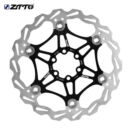 ZTTO 180mm Rotors 6 Bolts Bike Disc Brake MTB Bike Cycling Bicycle Brake Pad SP