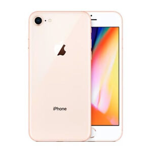 APPLE IPHONE 8 64GB TELEFONO MOVIL LIBRE SMARTPHONE COLOR ORO GOLD 4G MQ6J2QL/A