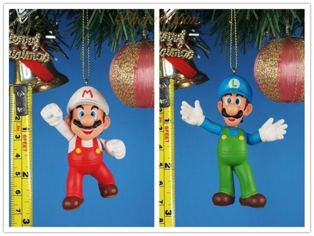 Decoration Xmas Tree Ornament Decor Nintendo Super Mario Brothers ...