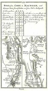 Antique-map-Road-from-Cork-to-Kenmare-Town-1