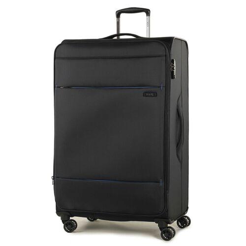 Rock Deluxe-Lite Super Léger Quatre Roues Spinner bagages dans diverses Couleurs