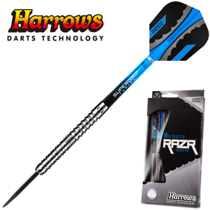 New Harrows Razr 21g  90% Tungsten Steeltip Darts