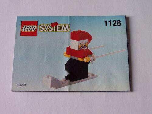 1128 LEGO® Bauanleitung Instruction Nr