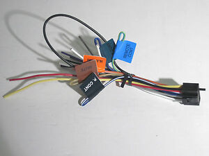 original kenwood ddx773bh wire harness oem a1 ebay. Black Bedroom Furniture Sets. Home Design Ideas