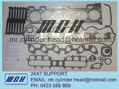 Head Bolts Ford Falcon ED EF EL AU Crossfire Head Gasket Set Kit