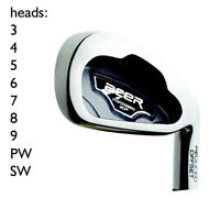 Acer - Xp Professional Golf Head Set - 3 4 5 6 7 8 9 Pw Sw Gset-i3131