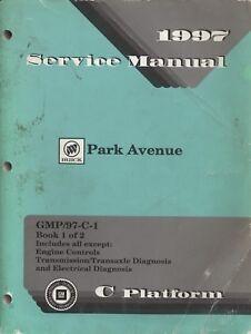 1997 buick park avenue service repair manual 97 fdownload. Net.