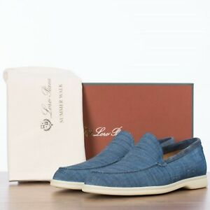 LORO-PIANA-795-Summer-Walk-Cotton-Linen-In-Mediterranean-Light-Blue