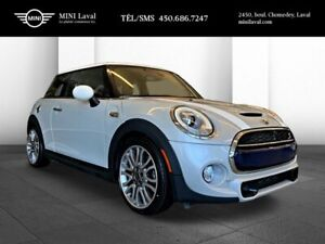 2016 MINI Cooper S S 38,000kms! Acces Confort, Roues Yours!