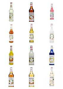 Monin-Premium-Coffee-Syrups-70cl-Glass-Bottles-MULTI-LISTING