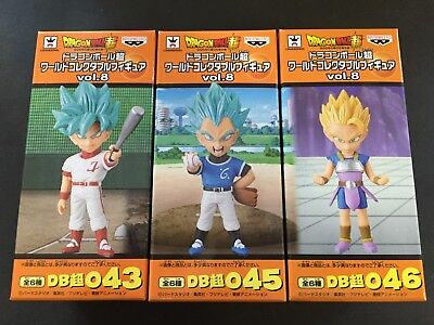 Banpresto WCF vol 8 Botamo Dragon Ball Super Figurine