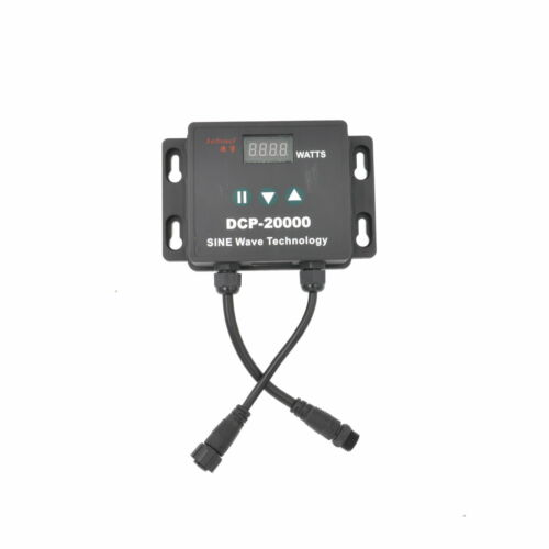 OEM Replacement Controller for Jebao DCP-20000 Return DC Pump