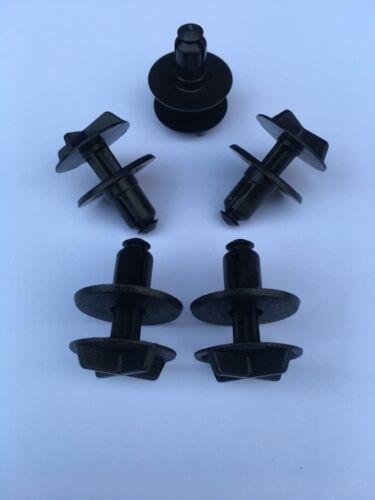 JAGUAR S-TYPE XJ XK XF F-TYPE ENGINE TRIM TWIST//TURN CLIPS X6 XR8129410